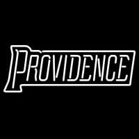 Providence Friars Wordmark Pres Logo NCAA Neon Sign Neon Sign