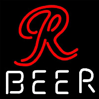 Rainier R Logo Beer Sign Neon Sign