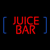 Red Juice Bar Neon Sign