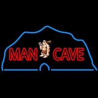 Retro Man Cave Neon Neon Sign