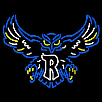 Rice Owls Alternate 2010 Pres Logo NCAA Neon Sign Neon Sign