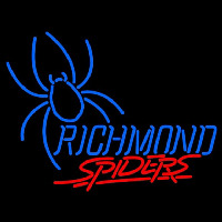 Richmond Spiders Alternate 2002 Pres Logo NCAA Neon Sign Neon Sign