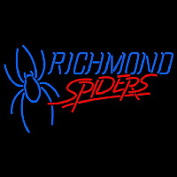 Richmond Spiders Wordmark 2002 Pres Logo NCAA Neon Sign Neon Sign