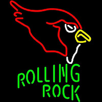 Rolling Rock Arizona Cardinals NFL Neon Sign Neon Sign