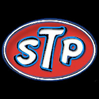 STP Oil Treatment Richard Petty 43 Neon Sign