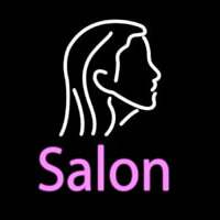 Salon Hair Barber Neon Sign