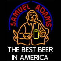 Sam Adams Americas Best Beer Neon Sign