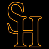 Sam Houston State Bearkats Alternate 1978 Pres Logo NCAA Neon Sign Neon Sign