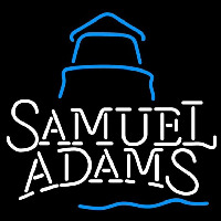 Samual Adams Day Lighthouse Beer Sign Neon Sign