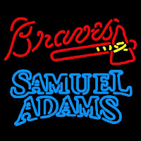 Samuel Adams Doubleline Neon Sign