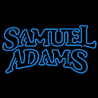 Samuel Adams Logo Beer Sign Neon Sign