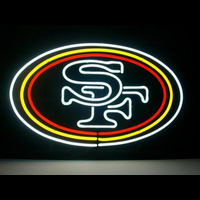 San Francisco 49Ers Neon Sign Neon Sign