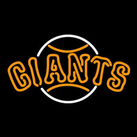 San Francisco Giants MLB Neon Sign Neon Sign