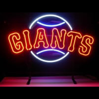 San Francisco Giants Neon Sign Neon Sign