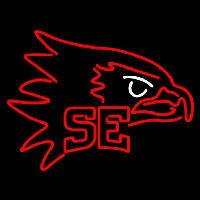 Se Missouri State Redhawks Alternate 2003 Pres Logo NCAA Neon Sign Neon Sign