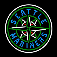 Seattle Mariners MLB Neon Sign Neon Sign