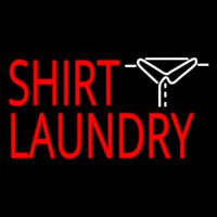 Shirt Laundry Neon Sign