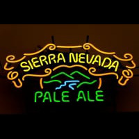 Sierra Nevada Pale Ale Neon Sign