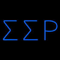 Sigma Sigma Rho Neon Sign