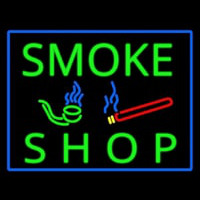 Smoke Shop Bar Neon Sign