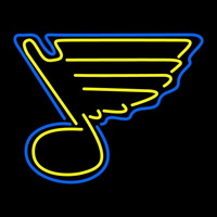 St Louis Blues Logo NHL Neon Sign Neon Sign