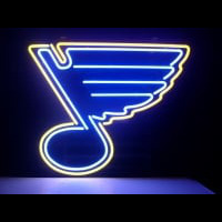 St. Louis Blues Neon Sign Neon Sign