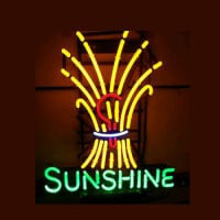 Sunshine Neon Sign