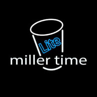 Super Bright Miller Lite Neon Sign