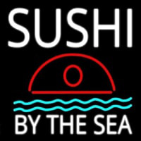 Sushi By The Sea Neon Sign