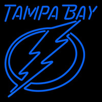 Tampa Bay Lightning Alternate 2011 12 Pres Logo NHL Neon Sign Neon Sign