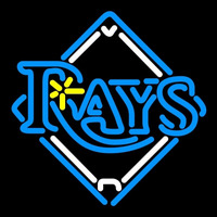 Tampa Bay Rays MLB Neon Sign Neon Sign