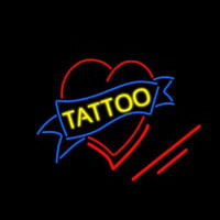 Tattoo Inside Heart Neon Sign