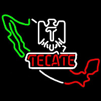 Tecate California Beer Sign Neon Sign