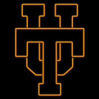 Tennessee Volunteers Alternate 1967 1982 Logo NCAA Neon Sign Neon Sign