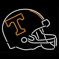Tennessee Volunteers Helmet 1983 Pres Logo NCAA Neon Sign Neon Sign