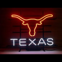 Texas Longhorns Neon Sign Neon Sign