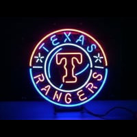 Texas Rangers Neon Sign Neon Sign