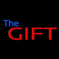The Gift Neon Sign
