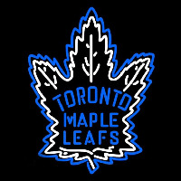 Toronto Maple Leafs 1963 1967 NHL Primary Logo Neon Sign Neon Sign