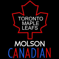 Toronto Maple Leafs Molson Canadian Neon Sign Neon Sign