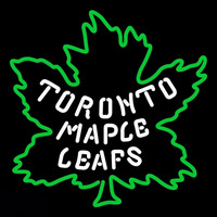 Toronto Maple Leafs Primary 1926 27 Logo NHL Neon Sign Neon Sign