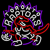 Toronto Raptors NBA Neon Sign Neon Sign