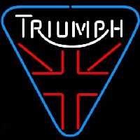 Triumph Motorcycle Thruxton Rocket Daytona Neon Sign