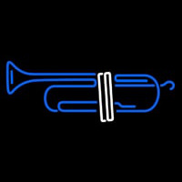 Trumpet Sa ophone 1 Neon Sign