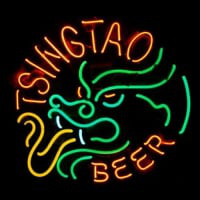 Tsingtao Beer Neon Sign