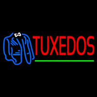Tu edos Logo Green Line Neon Sign