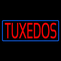 Tu edos Rectangle Neon Sign
