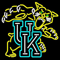 Uk Kentucky Wildcats NCAA Logo Neon Sign Neon Sign