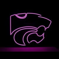 University Of Kansas State Neon Sign Neon Sign