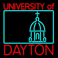 University of Dayton Neon Sign Neon Sign